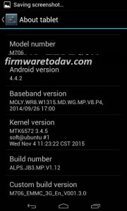 I-TOUCH TAB GPAD 201 OFFICIAL FIRMWARE MT6572_4.4.2 2000%TESTED BY FIRMWARE TODAY.COM
