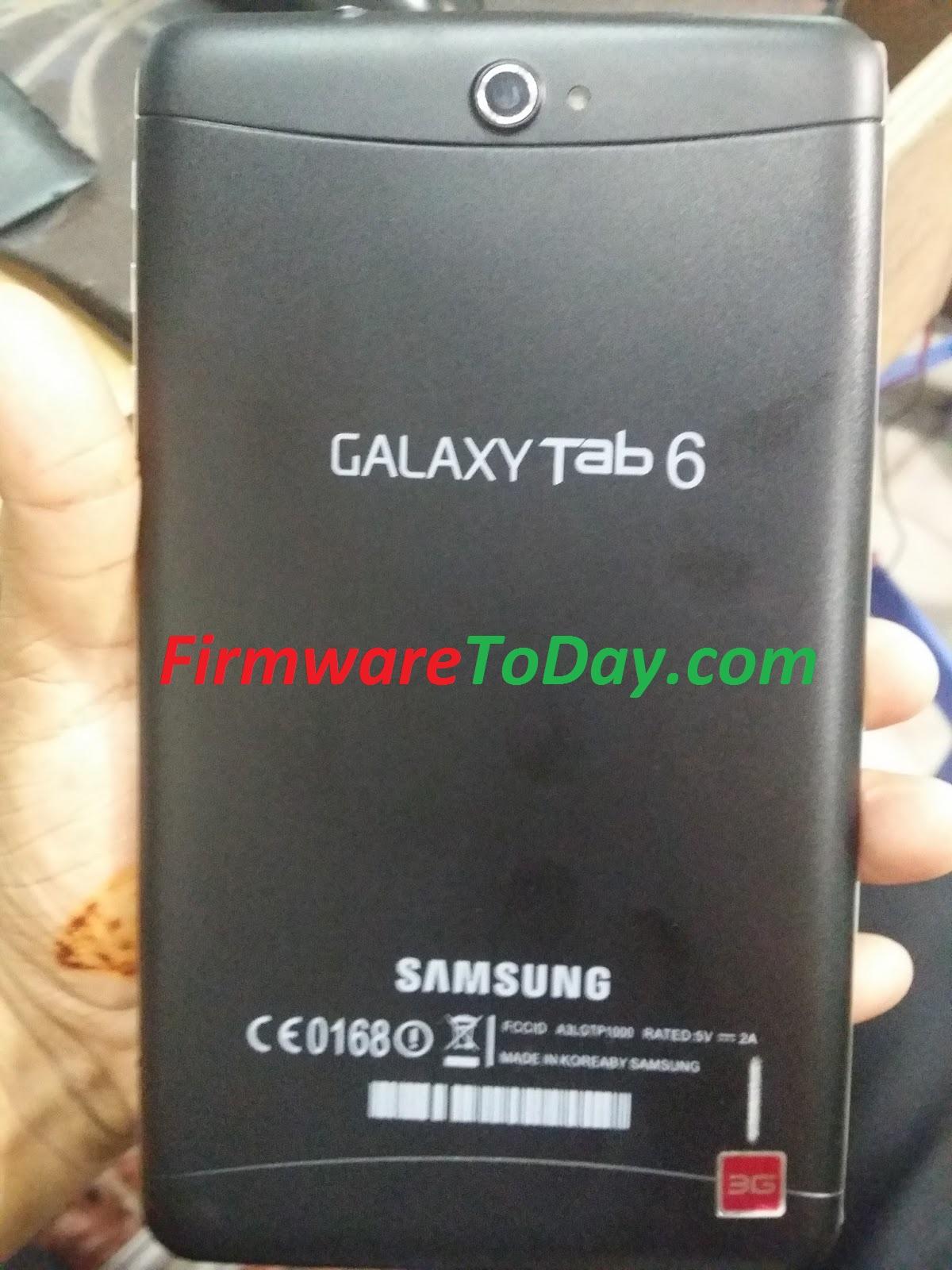 Samsung Galaxy Tab 6 Flash file Free New MT6577 4.1.2 2000% Tested By FirmwareToday.com