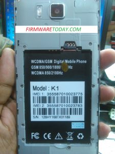 HUAWEI K1 OFFICIAL FIRMWARE 2ND UPDATE 2000% TESTED BY FIRMWARE.COM