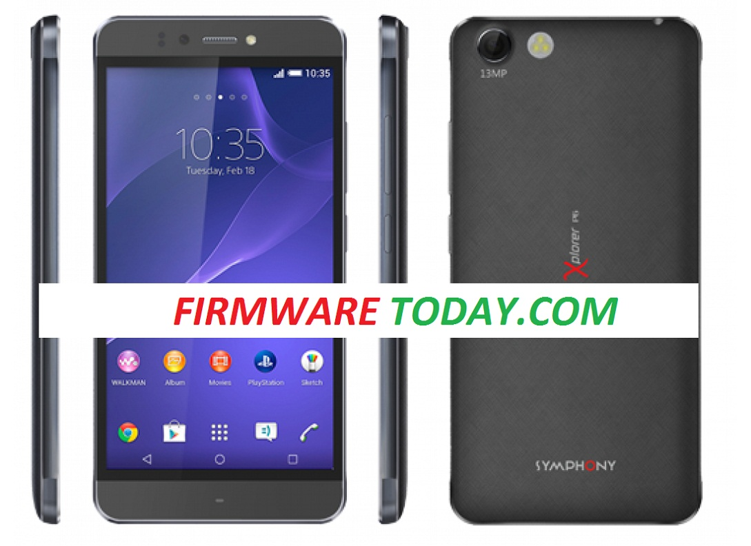SYMPHONY XPLORER P6 OFFICIAL FIRMWARE 2ND UPDATE WITHOUT PASS 2000% TESTED BY FIRMWARE TODAY.COM