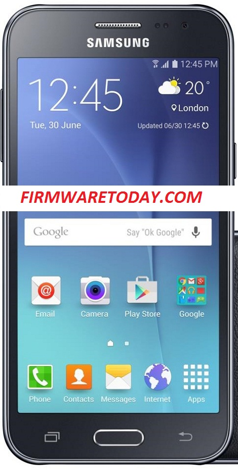 SAMSUNG GALAXY SM-J200H OFFICIAL FIRMWARE FREE 2ND UPDATE (MT6572) 1000%TESTED BY FIRMWARETODAY.COM