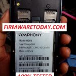 SYMPHONY H200 OFFICIAL FIRMWARE 3rd VERSION FREE UPDATE(H200_1_XXX_V01.3_V1.0) 2000%  TESTED BY FIRMWARETODAY.COM