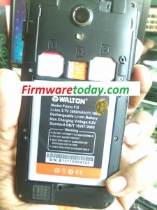 Walton primo F3i official firmware update (6572) 2000%tested by firmwaretoday .com