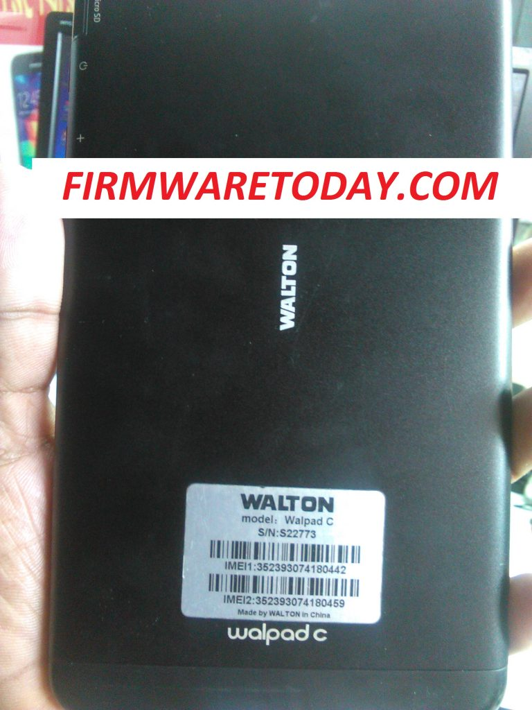 WALTION Walpad C official firmware Without pass 2000% Ok Update 4 4