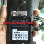SONY X-BO 06 OFFICIAL FIRMWARE 3rd UPDATE(MT6580) 2000% TESTED BY FIRMWARETODAY.COM