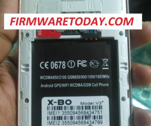 SONY X-BO V3+ OFFICIAL FIRMWARE WITHOUT PASS 3rd VERSION (MT6572) 2000%TESTED BY FIRMWARETODAY.COM