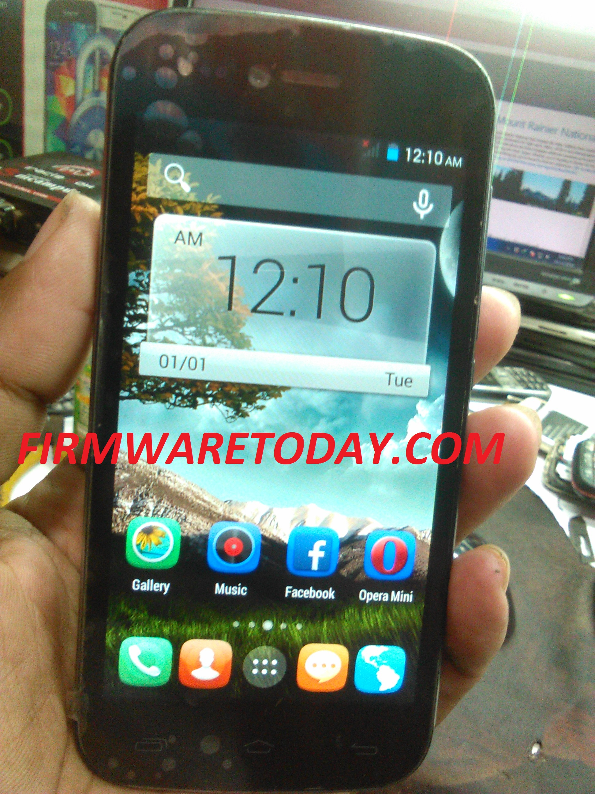SYPHONY W94 OFFICIAL FIRMWARE UPDATE WITHOUT PASS (MT6582) 2000% TESTED BY ( FIRMWARETODAY.COM)