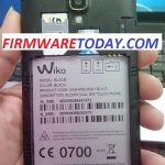 WIKO BLOOM OFFICIAL FIRMWARE WITHOUT PASS UPDATE 4.4.2 (MT6582) 2000% TESTED BY FIRMWARETODAY.COM