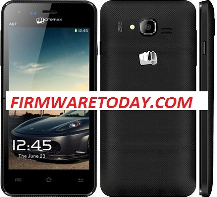 Micromax_A67_FOREIGN_V1.1.8 tested by firmwaretoday.com