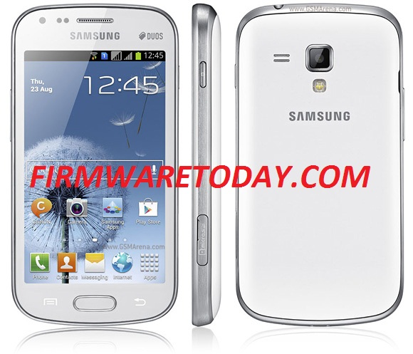 SAMSUNG GT-S7562 OFFICIAL FIRMWARE UPDATE FREE (MT6572) 100% TEDTED BY FIRMWARETODAY.COM