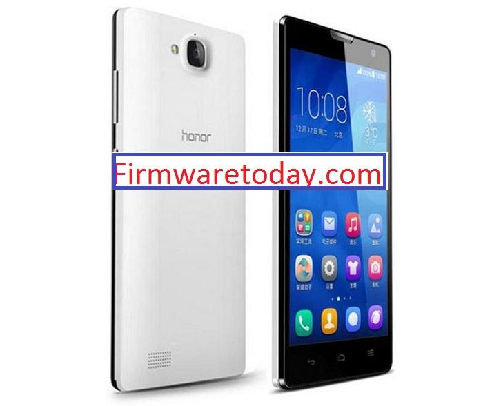 Huawei Honor 3c H30-U10 Flash File  FREE Update(MT6572)  4.2.2  1000% By firmwaretoday.com