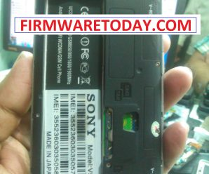 SONY V5 FLASH FILE FREE 2ND UPDATE OFFICIAL FIRMWARE (6572) 1000%TESTED BY FIRMWARETODAY.COM