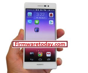 Huawei P7-L10 B839 Official Firmware Free 2nd Update 100%Tested
