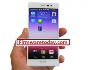 Huawei P7-L10 B839 Official Firmware 2nd Update 100%Tested