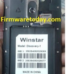 WINSTAR DISCOVERY 1 FLASH FILE FREE FIRMWARE (MT6582) 100% TESTED