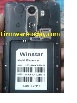 WINSTAR DISCOVERY 1 FLASH FILE FREE FIRMWARE (MT6582) 100% TEESTED