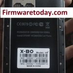 Sony X-BO V8+ Flash File Free Firmware Update (MT6572) 100%Tested