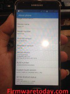 Samsung Clone A7