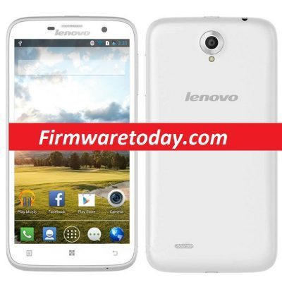 Lenovo A850 Flash File Free Firmware Update (Mt6582) 100%tested