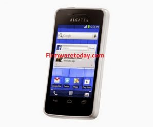 Alcatel One Touch 4010D Flash File Free Firmware Update 100%Tested