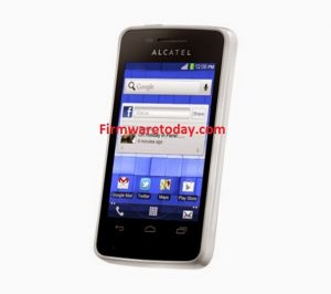 Alcatel OneTouch 4010D Flash File Free Firmware Update 100%Tested