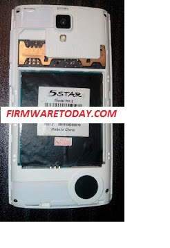 5Star T10 Flash File Free Official Firmware (Bin File Mtk 6572) 1000%Tested