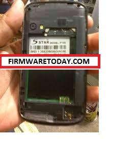 5 Star F100 Flass File Bin( MTK6260) Full Tuch 1000% Tested by Firmwaretoday.com