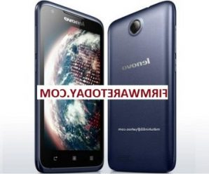 Lenovo A526 Flash File Free Firmware Update (MTK6582) 100% Tested