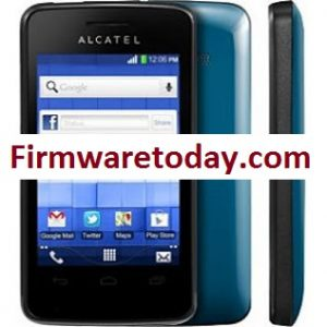 Alcatel One Touch 4007X Flash File Free Firmware Update 100