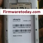 Okapia Life Flash File Free Firmware MT6572(V2)100% tested