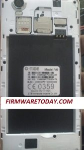 G-TiDE V6 Flash File Free Firmware Stock Rom 100% Work