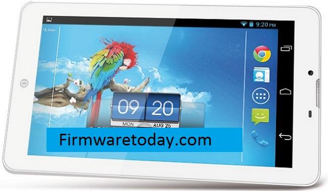Dany G4 Tab Flash File Free Firmware (MT6577) 100% Work