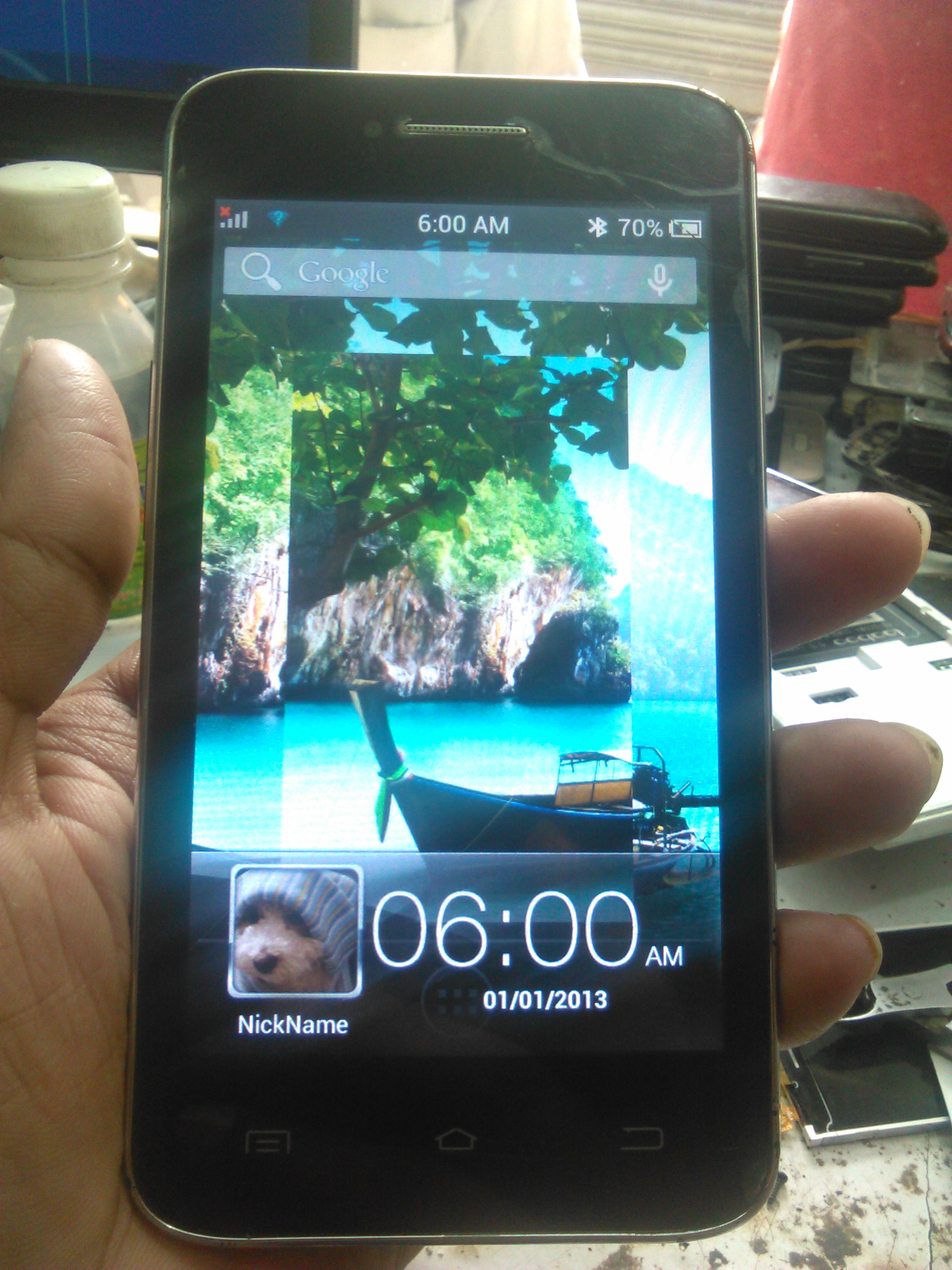 Maximus Max910 Flash File 3rd Version Update Firmware (MT6572) 2000%Tested