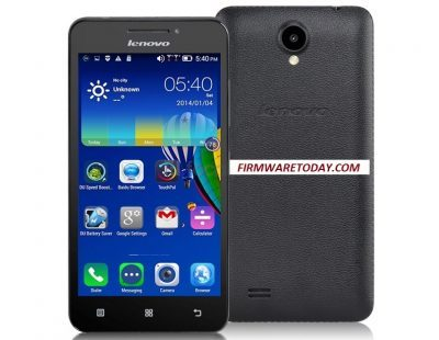 Lenovo A3600d Flash File Free Firmware Update (MTK6582) Tested