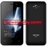 MAXIMUS MAX401 FLASH FILE FREE FIRMWARE (MTK6572) 1000%TESTED