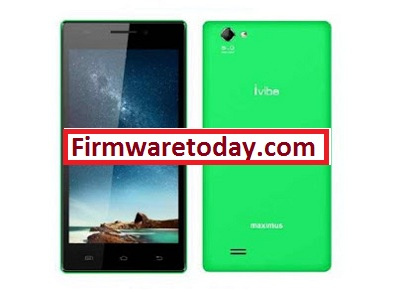 Maximus I Vibe Flash File Free Firmware (MTK6582) Update 100%tested