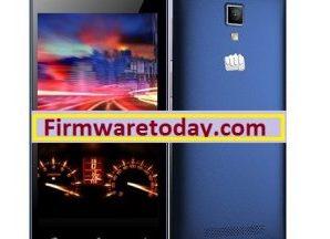 Micromax Canvas Xpress 4G Q413 Flash File Free Firmware