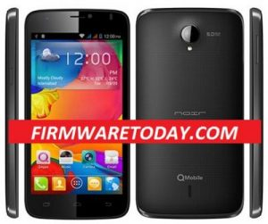 Qmobile X250 flash file Free Firmware (MTK6582) 100% Tested