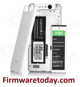 Sony X-BO V5 Flash File Free Firmware 2nd Update (MT6572) 100%Tested