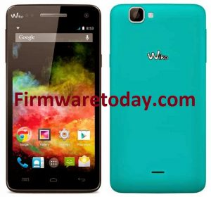 Wiko Rainbow UP Flash File Free Firmware Update 100% Work