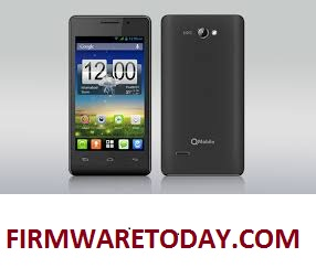Qmobile A65 Flash File Free Firmware Update (MTK6572) 100%tested