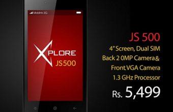 Jazz Xplore haier JS500 Flash File Stock Rom Firmware