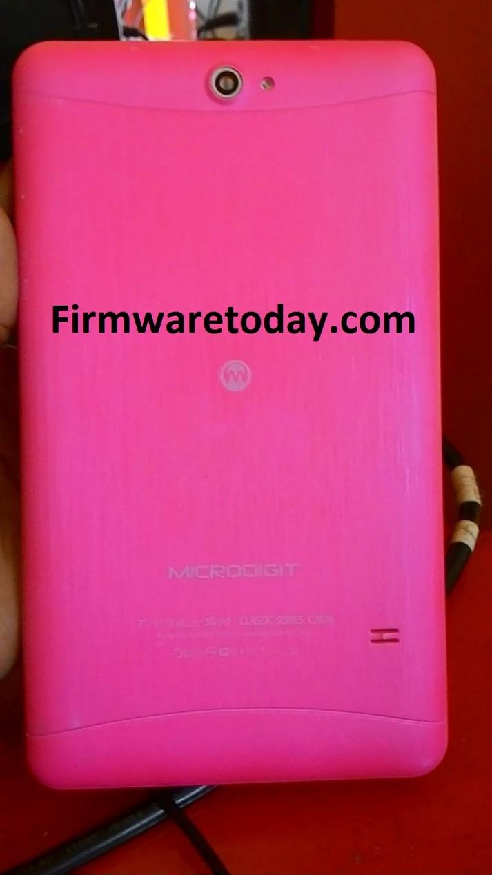 MICRODIGIT Tablet C2076 flash File free