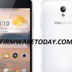 OPPO Yoyo R2001 Flash File stock Rom Firmware Update 100% Work