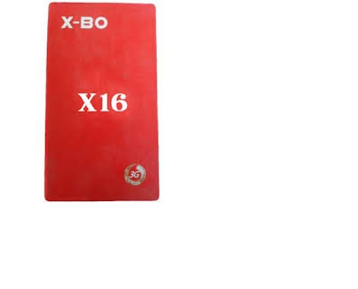XBO X16 Flash File Stock Rom Firmware