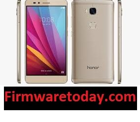 Huawei Honor 5X flash file Stock Rom Firmware