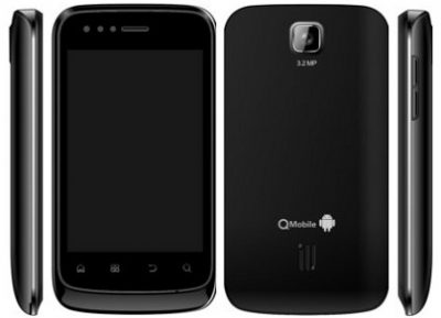 QMOBILE A2 Noir Flash File Free Stock Rom Firmware