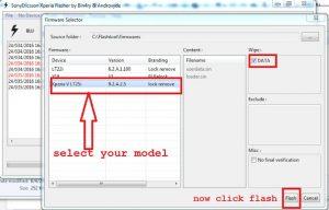 Sony Xperia Unlock Files (Lock Remove) Easy All model