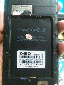 SONY X-BO V6 Flash File Stock Rom Firmware 10000% Ok