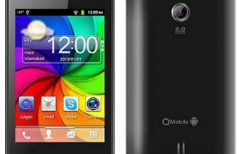 QMOBILE A2 Classic Flash File Stock Rom Firmware
